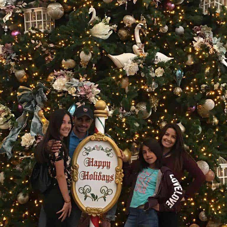 Diciembre en Orlando en familia