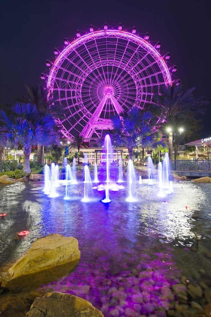 Noviembre en Orlando