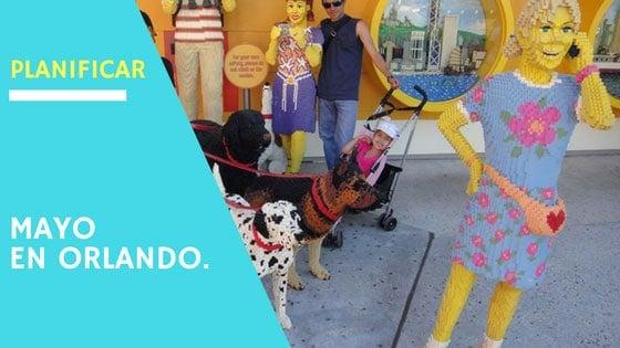 Mayo en Orlando