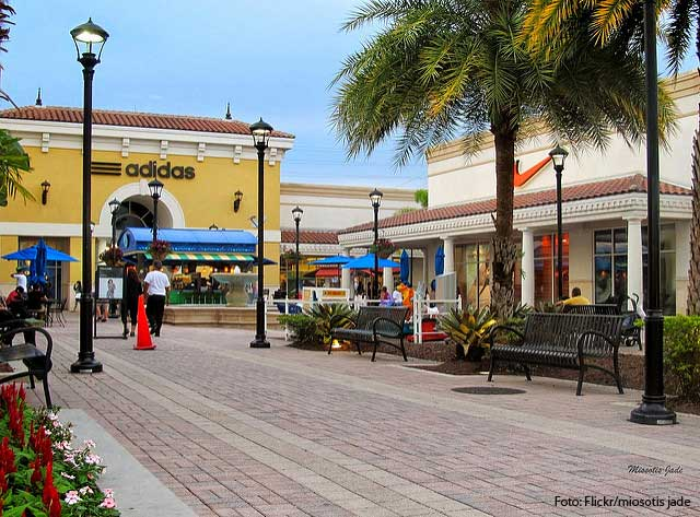 Premium Outlets de Orlando