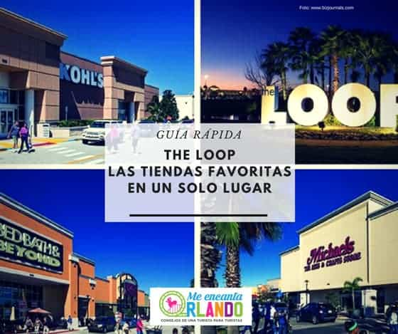 ir de compras a The Loop