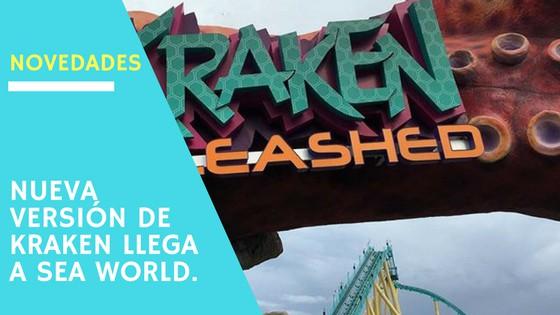 Kraken Sea World