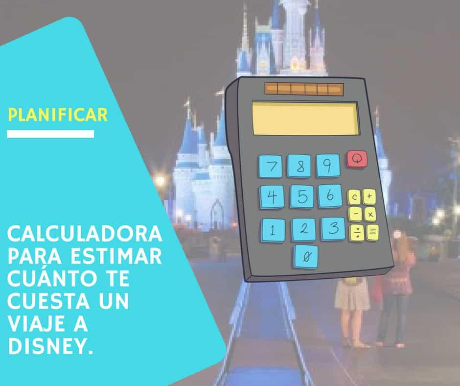 cuánto te cuesta un viaje a Disney