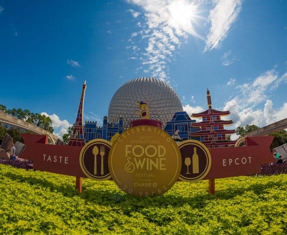 Festival de Comida y Vino en Epcot