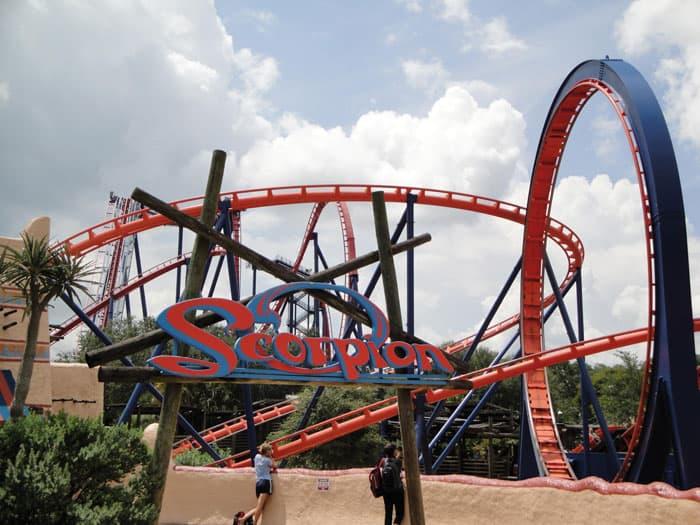 Busch Gardens El Rey De Las Montañas Rusas En El Centro De La Florida Me Encanta Orlando