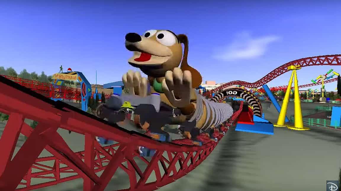 Nueva atracción en Toy Story Land