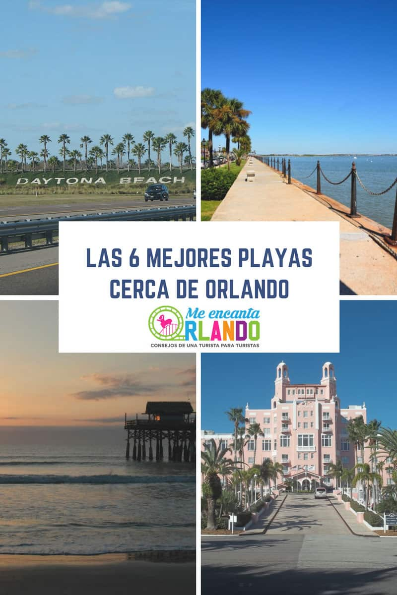 6 mejores playas de Orlando