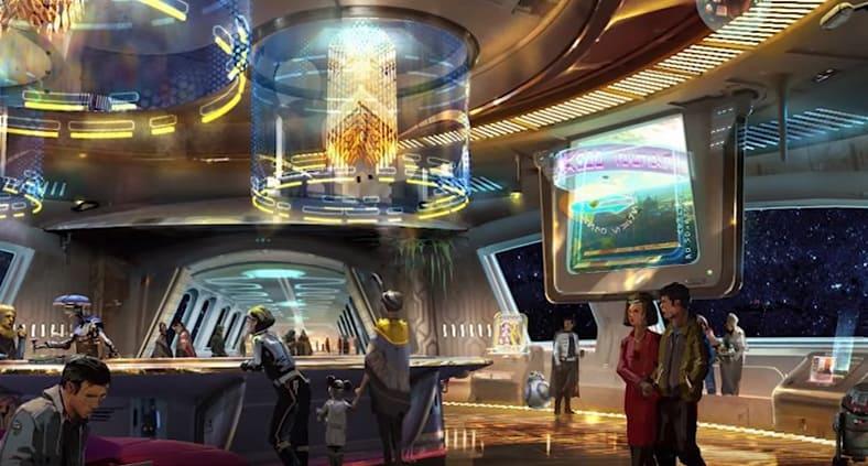 hotel temático de Star Wars