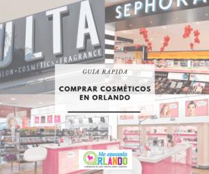 cosméticos en Orlando