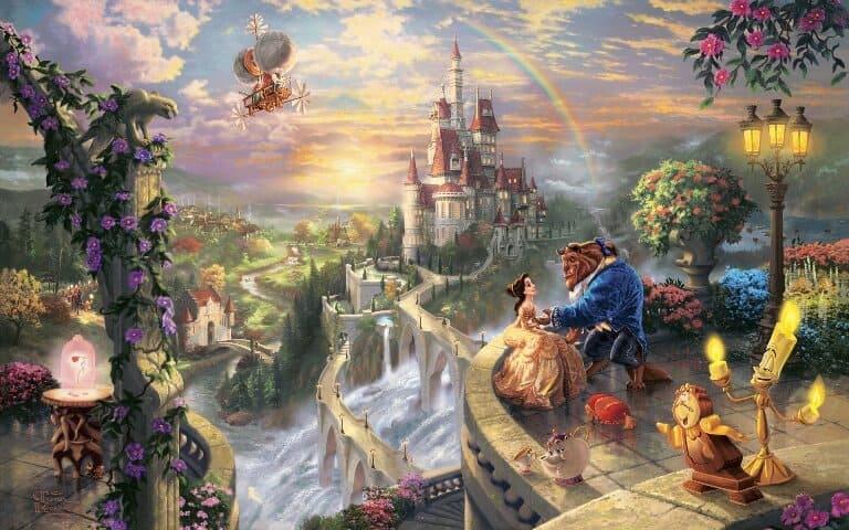 Magic Kingdom te transporta a un mundo mágico
