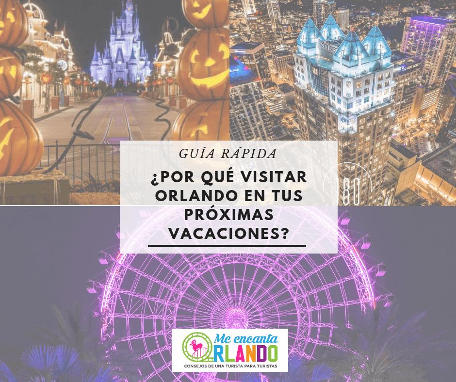 por que viajar a Orlando