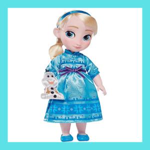 Muñeca Elsa animators collection