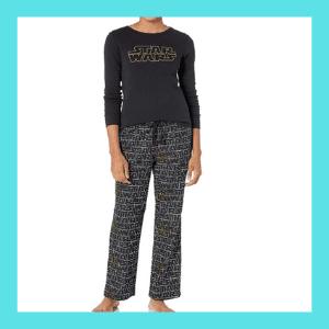 Pijama Star Wars Mujer 01